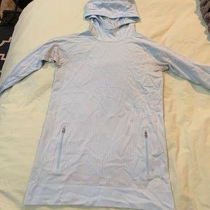 Lululemon pullover hoodie w thumb holes